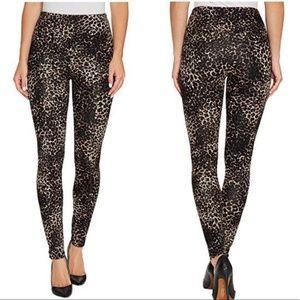 LYSSE Leopard Print Shaping Leggings Medium